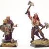 Luthor von Copher and Armenius
